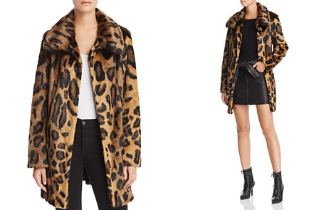 Unreal Fur Leopard Print Furever Faux Fur Coat - Bloomingdale's_2