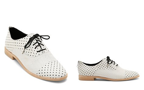 Dolce Vita Women's Polo Polka Dot Leather Oxfords - Bloomingdale's_2