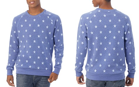 ALTERNATIVE Champ Start-Print Fleece Sweatshirt - Bloomingdale's_2