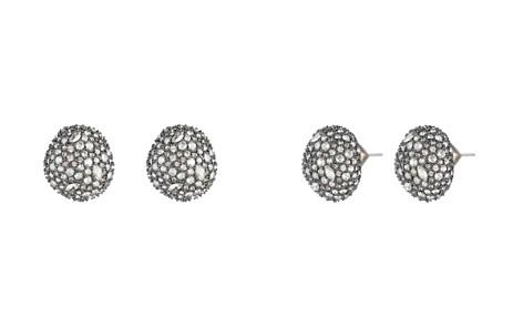 Alexis Bittar Organic Pod Crystal Encrusted Stud Earrings - Bloomingdale's_2