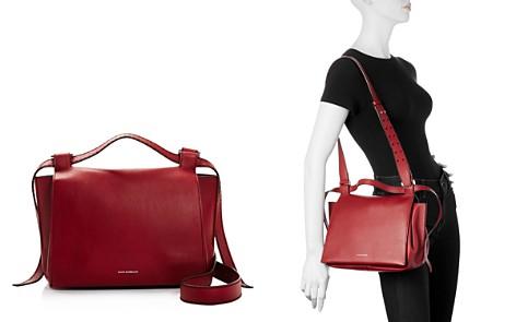 ELENA GHISELLINI Foxy Medium Leather Satchel - Bloomingdale's_2