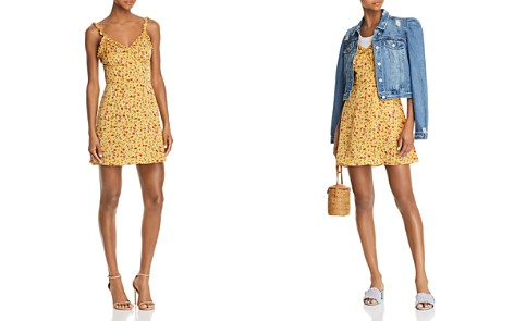 The Fifth Label Sonic Ruffled Floral Print Dress - Bloomingdale's_2
