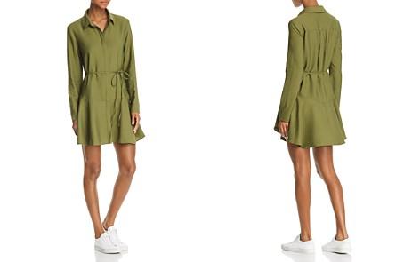 The Fifth Label Crew Flounce-Hem Shirt Dress - Bloomingdale's_2