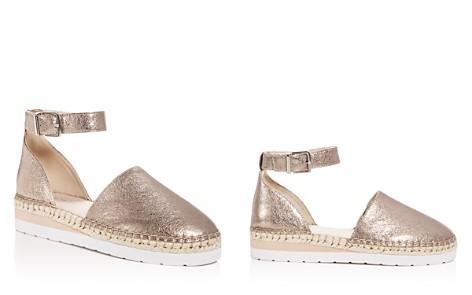 Kenneth Cole Women's Babbot Leather d'Orsay Espadrille Platform Sandals - Bloomingdale's_2
