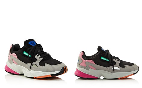 Adidas Women's Falcon Color-Block Lace Up Sneakers - Bloomingdale's_2