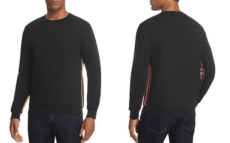 Paul Smith Striped-Side Sweatshirt - Bloomingdale's_2