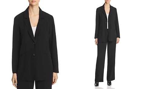 Eileen Fisher Slouchy Two-Button Blazer - Bloomingdale's_2