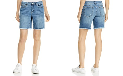 Joe's Jeans Easy Bermuda Denim Shorts in Janet - Bloomingdale's_2