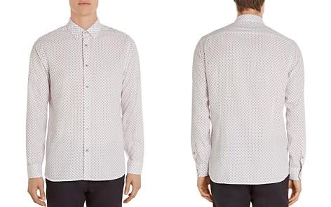 Ted Baker Festpol Polynosic Regular Fit Button-Down Shirt - Bloomingdale's_2