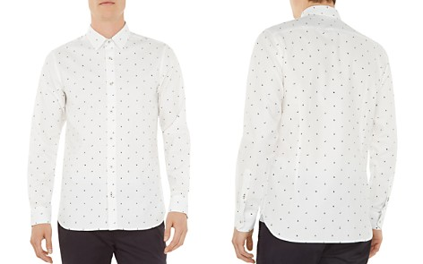 Ted Baker Fruts Fruit Regular Fit Button-Down Shirt - Bloomingdale's_2