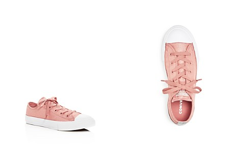 Converse Girls' Chuck Taylor All Star Glitter Lace Up Sneakers - Toddler, Little Kid - Bloomingdale's_2