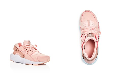 Nike Girls' Huarache Run Lace Up Sneakers - Big Kid - Bloomingdale's_2
