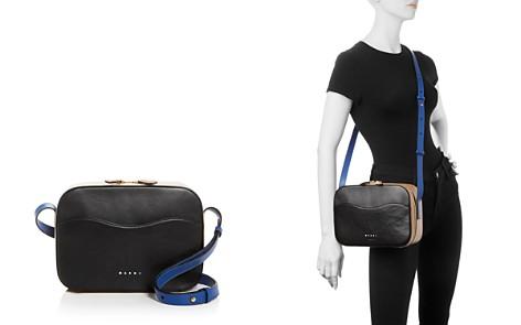 Marni Small Color-Block Leather Camera Bag - Bloomingdale's_2