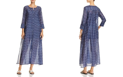 Theory Weekend Button-Down Maxi Dress - Bloomingdale's_2