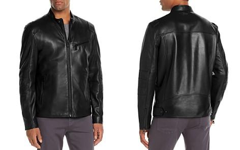 Andrew Marc Weston Leather Moto Jacket - Bloomingdale's_2