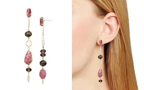 Kendra Scott Cosette Linear Drop Earrings - Bloomingdale's_2