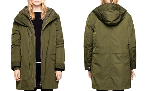 Zadig & Voltaire Karly Convertible Parka - Bloomingdale's_2