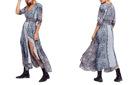 Free People Mexicali Rose Maxi Dress - Bloomingdale's_2