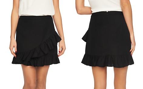 1.STATE Ruffle-Trim Mini Skirt - Bloomingdale's_2