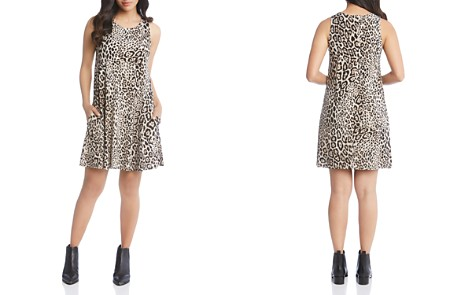 Karen Kane Chloe Leopard Print Dress - Bloomingdale's_2