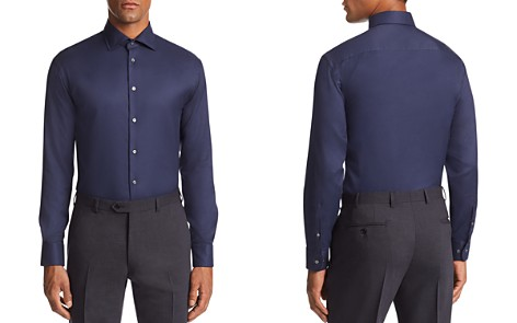 Emporio Armani Modern Tailored Fit Shirt - Bloomingdale's_2