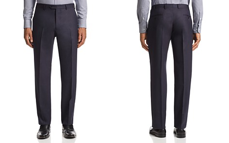 Emporio Armani Tailored Fit Dress Pants - Bloomingdale's_2