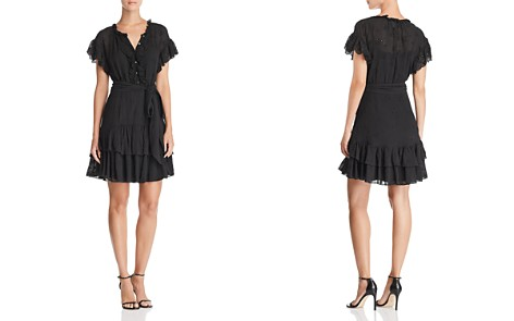 Rebecca Taylor Dree Ruffled Eyelet Dress - Bloomingdale's_2