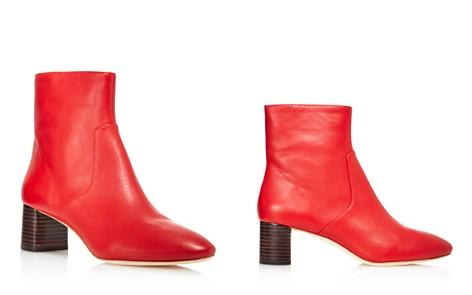 Loeffler Randall Women's Gema Pointed Toe Leather Booties - Bloomingdale's_2