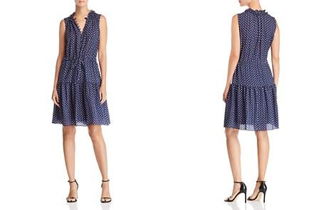 Rebecca Taylor Ikat Dot Print Dress - 100% Exclusive - Bloomingdale's_2