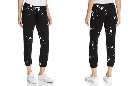 Monrow Stardust Supersoft Sweatpants - Bloomingdale's_2