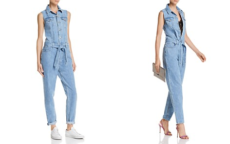 Levi's Tapered Denim Jumpsuit - Bloomingdale's_2