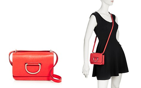 Burberry D-Ring Leather Mini Crossbody - Bloomingdale's_2