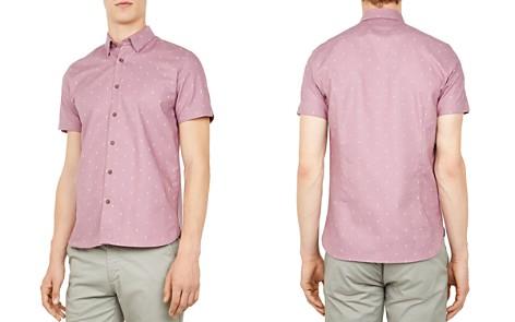 Ted Baker Ktale Cocktail Print Regular Fit Sport Shirt - Bloomingdale's_2