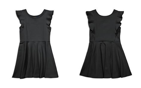 Polo Ralph Lauren Girls' Ruffled Ponte Dress - Little Kid - Bloomingdale's_2