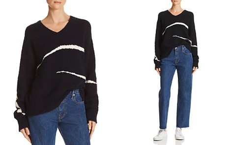 Elizabeth and James Pemba Abstract Sweater - Bloomingdale's_2