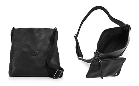 Callista Iconic Noir Slim Leather Messenger Bag - Bloomingdale's_2