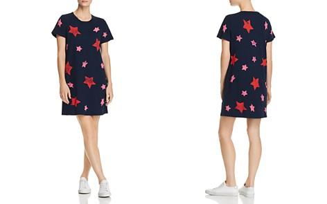 Current/Elliott The Beatnik Star Print T-Shirt Dress - Bloomingdale's_2