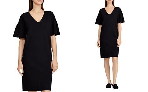 Lauren Ralph Lauren Ruffle-Sleeve Sweater Dress - Bloomingdale's_2