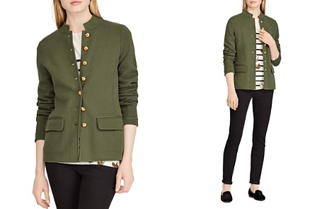 Lauren Ralph Lauren Military-Style Jacket - Bloomingdale's_2