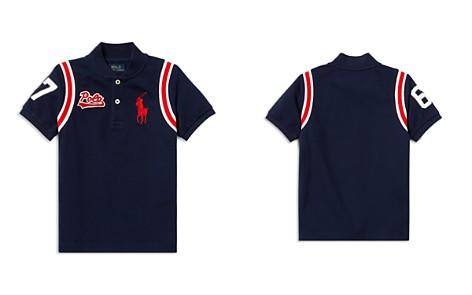 Polo Ralph Lauren Boys' Cotton Baseball Shirt - Little Kid - Bloomingdale's_2