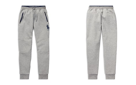Polo Ralph Lauren Boys' Big Pony Double-Knit Joggers - Big Kid - Bloomingdale's_2