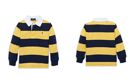 Polo Ralph Lauren Boys' Striped Cotton Rugby Shirt - Little Kid - Bloomingdale's_2
