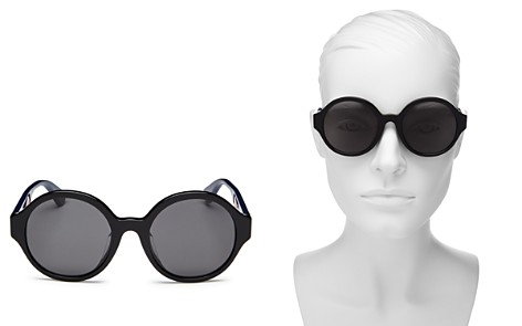 Gucci Women's Round Sunglasses, 51mm - Bloomingdale's_2