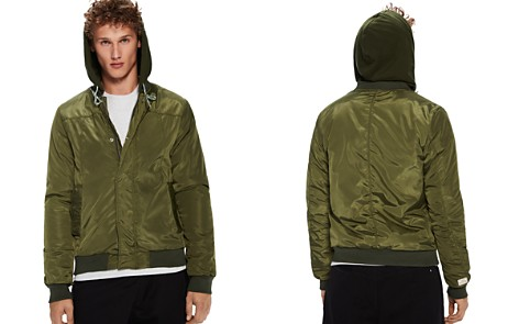 Scotch & Soda Hooded Bomber Jacket - Bloomingdale's_2