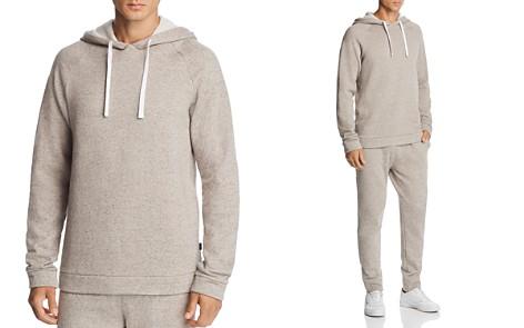 Onia Aaron Melangé Hooded Sweatshirt - Bloomingdale's_2