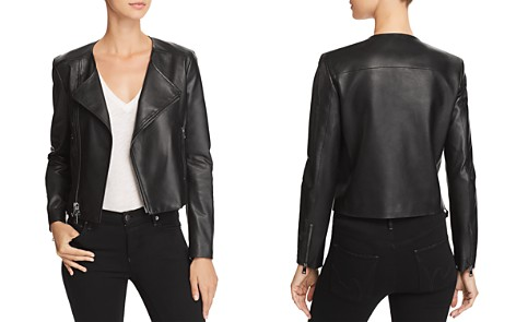 Theory Clean Leather Moto Jacket - Bloomingdale's_2