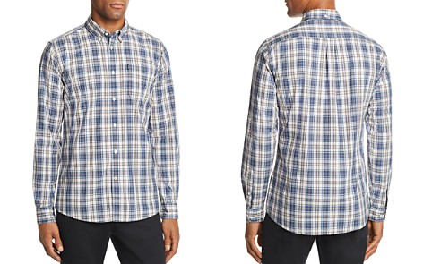 Barbour Endsleigh Check-Print Tailored Fit Button-Down Shirt - Bloomingdale's_2