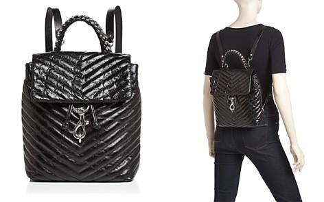 Rebecca Minkoff Edie Flap Medium Leather Backpack - Bloomingdale's_2