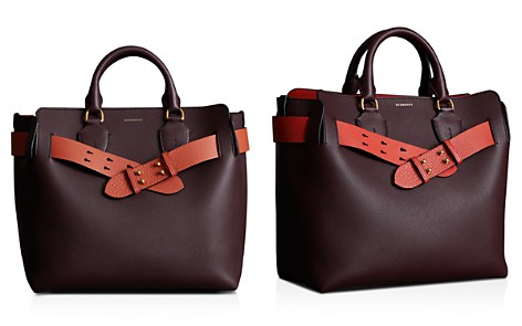 Burberry Medium Belt Leather Tote - Bloomingdale's_2