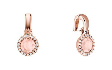 Michael Kors Custom Kors Semi-Precious 14K Rose Gold-Plated Sterling Silver Charm - Bloomingdale's_2